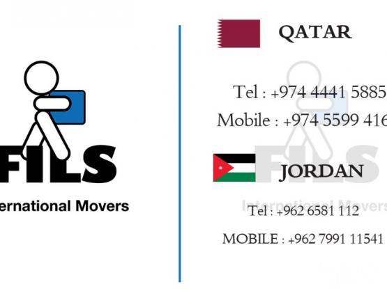FILS International Movers - Call 4441-5885 / 5599-4164