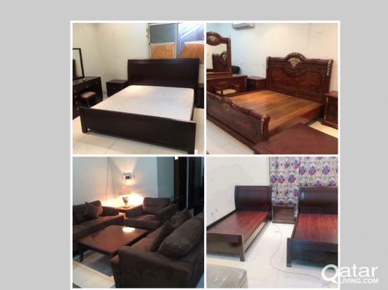 Sale Used Furniture item But excellent condition-any time available