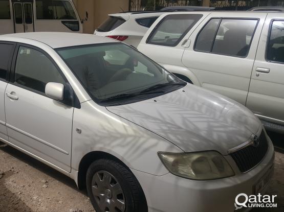 Toyota Corolla XLI 2007