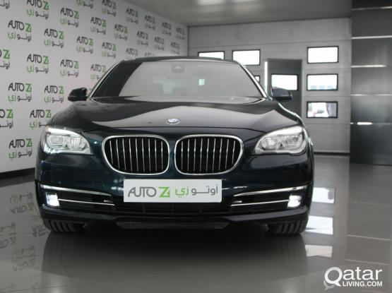 BMW 7-Series 730 Li 2015