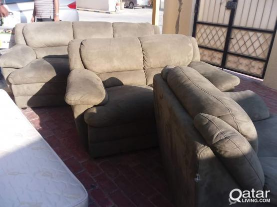 USED BIG SOFA (In good condition)