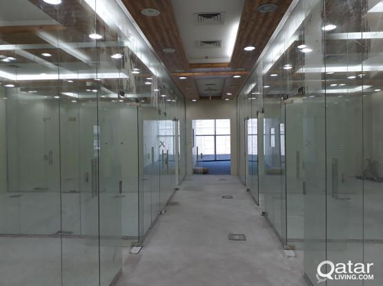 OFFICE FOR RENT 283 SQM IN SALWA ROAD