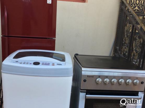 Home appliances for sale