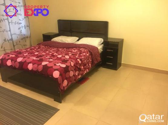 DOH1966_Furnished 1 Bedroom Apartment for Rent at Porto Arabia