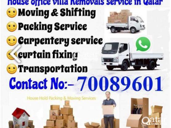 Moving,Shifting,packing Carpenter,trucks,Satalite Fixing,curtain Fixing call.70089601