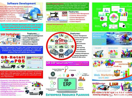 One of the Best Software & Web Development company in Qatar