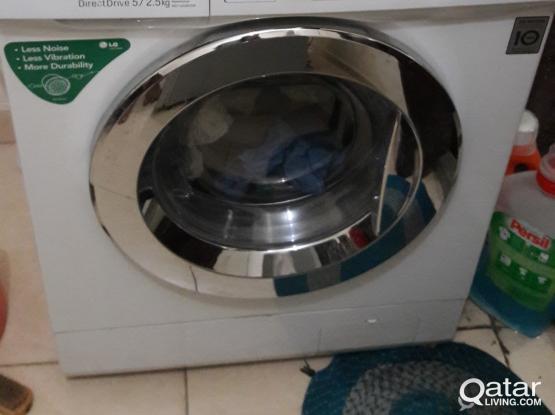 LG- Washing Machine
