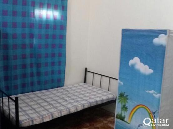BED SPACE FOR FILIPINO BACHELOR