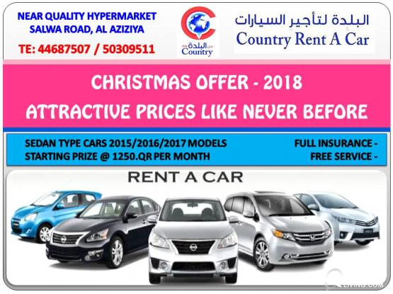 CHRISTMAS OFFER 2018 FOR RENT - 50309511/44687507