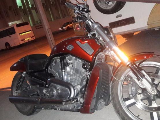 Harley Davidson V-Road 2013