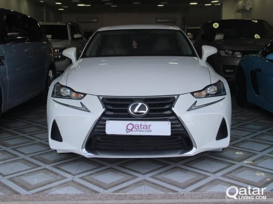 Lexus IS 350 2017