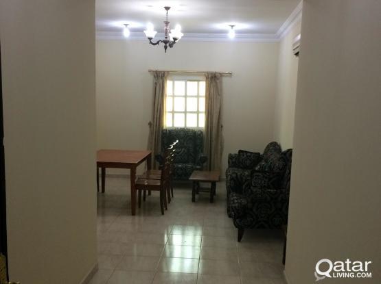 2 bedrooms furnished flat at mansura