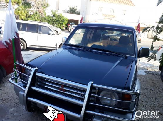 Mitsubishi Pajero GLS 1993