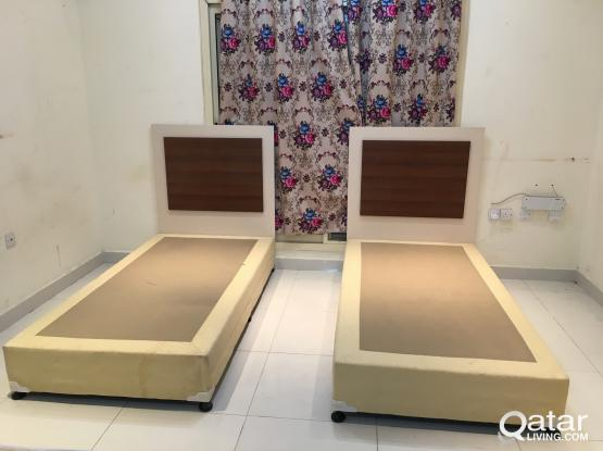 For Sell 2 Single Bed