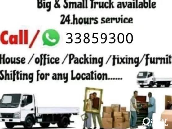 Best price Moving,, shifting all types,,Buying old Furniture, Please call or whatsapp -33859300