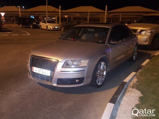 Audi A8 4.2 T 2007