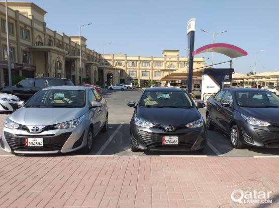 RENT OUR CAR FOR 1900 QAR ONLY BRAND NEW 0 KM