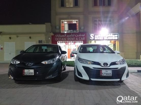 1900 QAR PER MONTH CALL ME -50399151 0 KM BRAND NEW