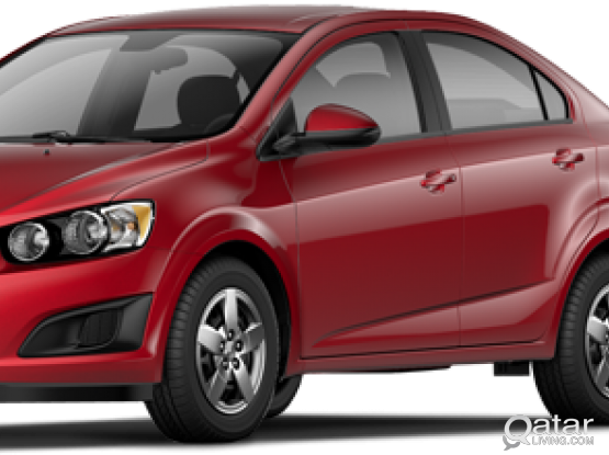 Brand New Chevrolet Aveo 2019 for Rent