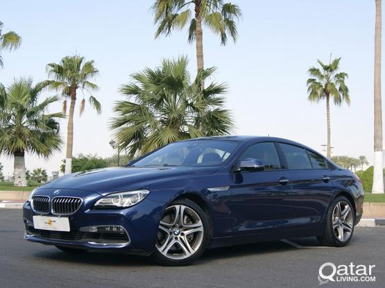 BMW 6-Series 640 i 2016