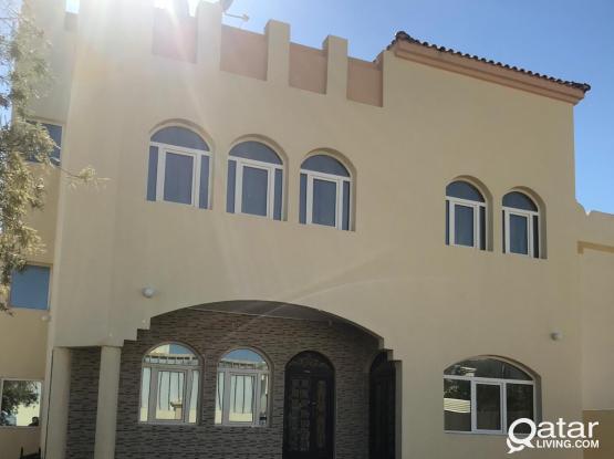 LIC1993_Semi Furnished 8 BHK Villa for Rent in Al Khor