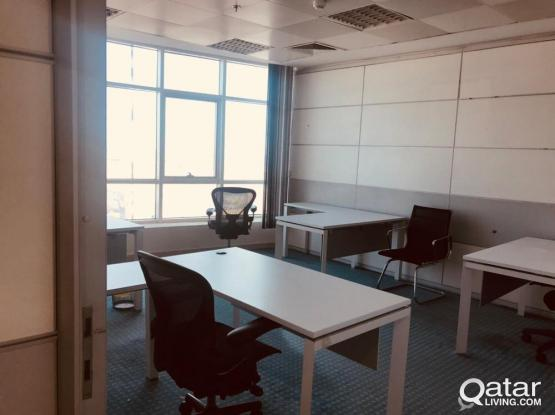 DOH 1995 Office Space for Rent in Mughalina