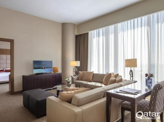 One Bedroom Apartment - Rotana City Center