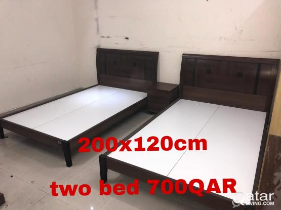 For sell two bed  200x120cm