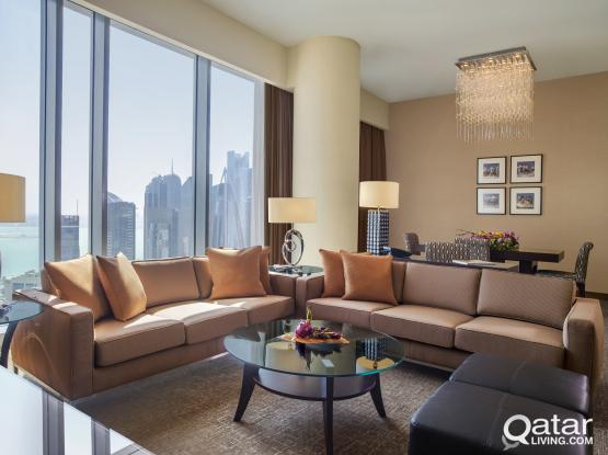 Two Bedroom Apartment - Rotana City Center