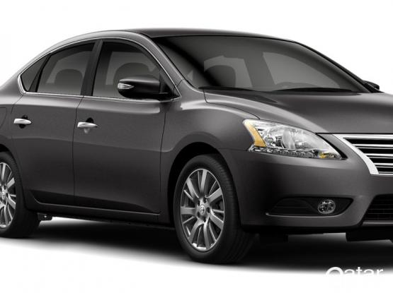Nissan Sentra available for rent