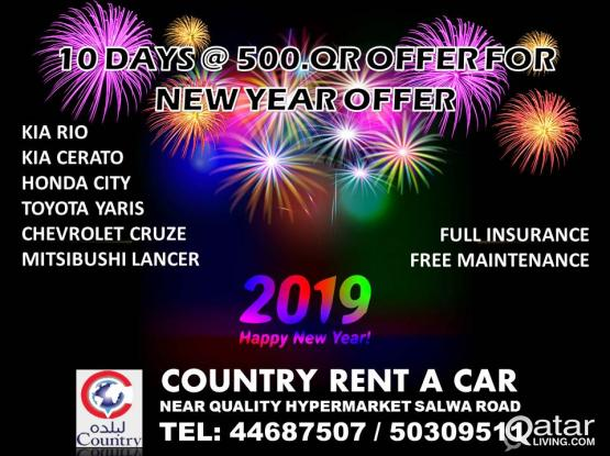 NEW YEAR OFFER UNTIL END OF THE MONTH - 44687507/50309511