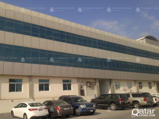 136 SQM Office Space For Rent in Salwa Road