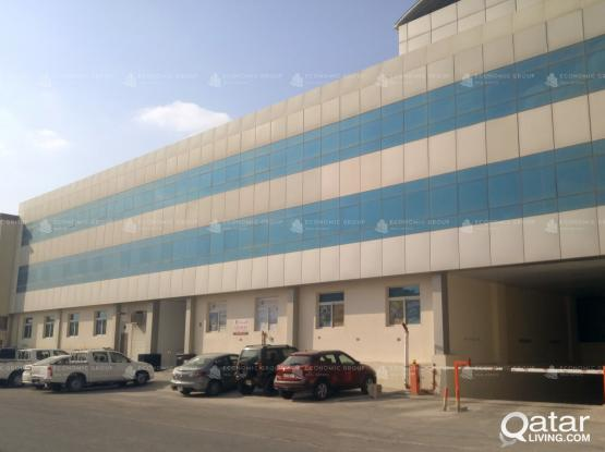 110 SQM Office Space For Rent in Salwa Road