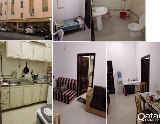 NEAT AND CLEAN ONE BED SPACE AVAILABLE ON August 1ST 2019 (FOR SHORT TERM & LONG TERM)