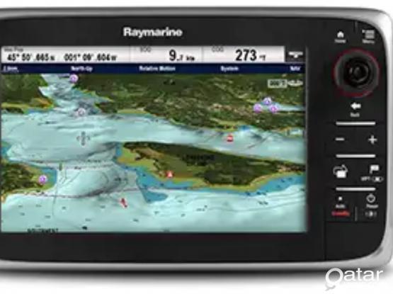 Used Raymarine C120