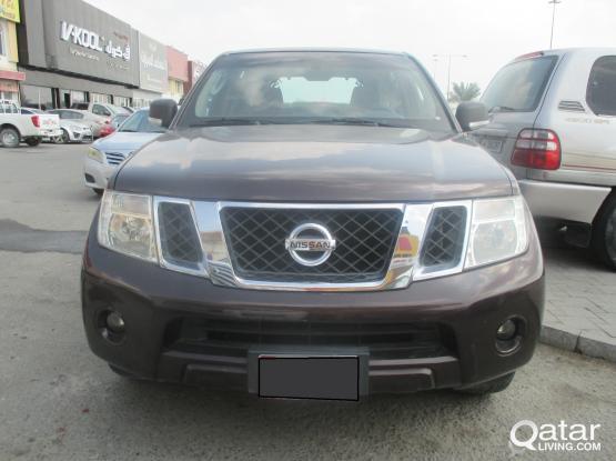 Nissan Pathfinder Standard 2014