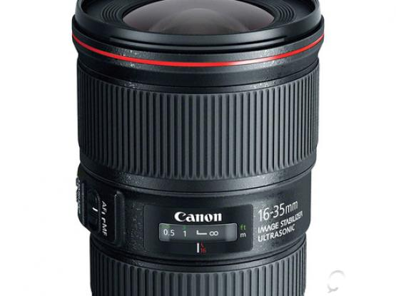 Like! New! Mint condition Canon 16-35mm f/2.8