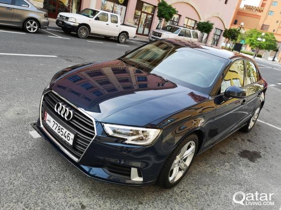 Audi A3 3.5 TFSI 2018