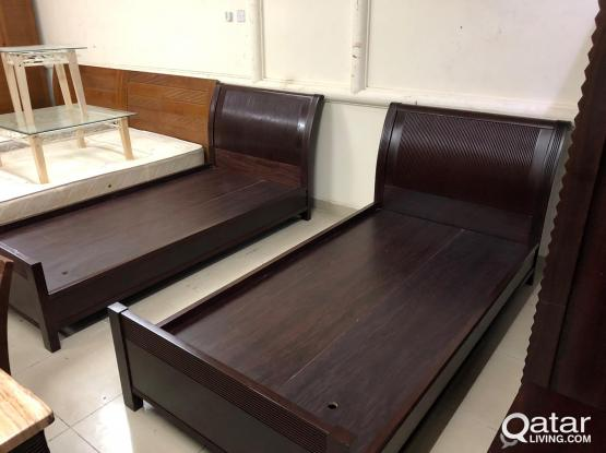 For sell two single bed 200x100cm