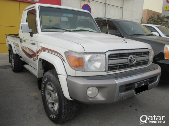 Toyota Land Cruiser LX 2009