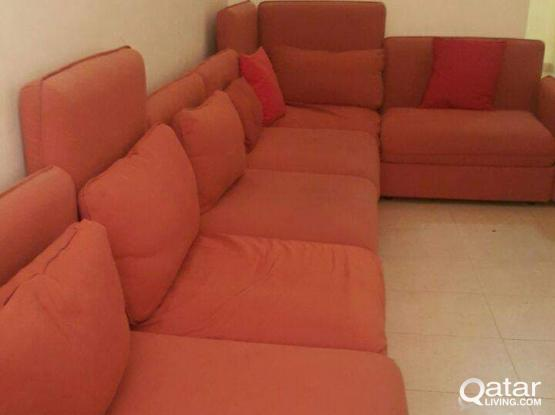 L sofa for sale