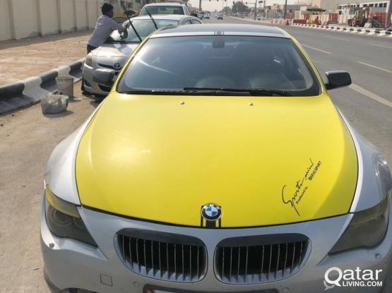 BMW 6-Series 640 i 2008