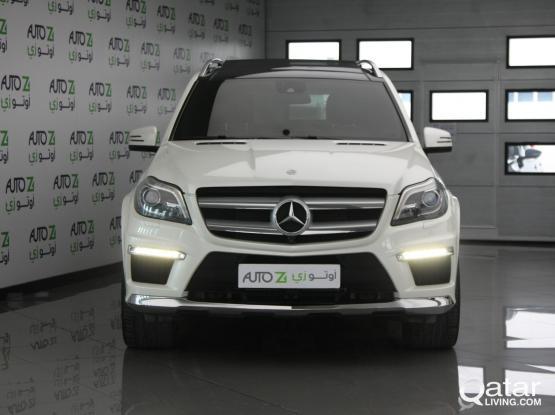Mercedes GL 500 2014