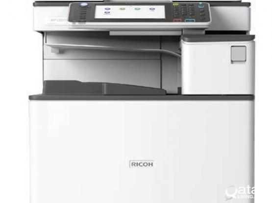 New Ricoh MPC 2011SP Photocopier Color
