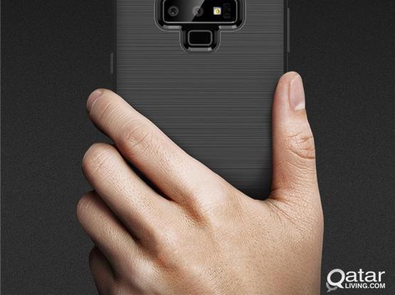 Note 9 Cover Carbon Fiber Shockproof Case
