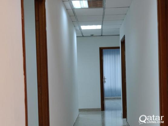 "SPACIOUS OFFICE SPACE AVAILABLE AT AL MUNTAZA (CLOSE TO ""C"" RING ROAD)"