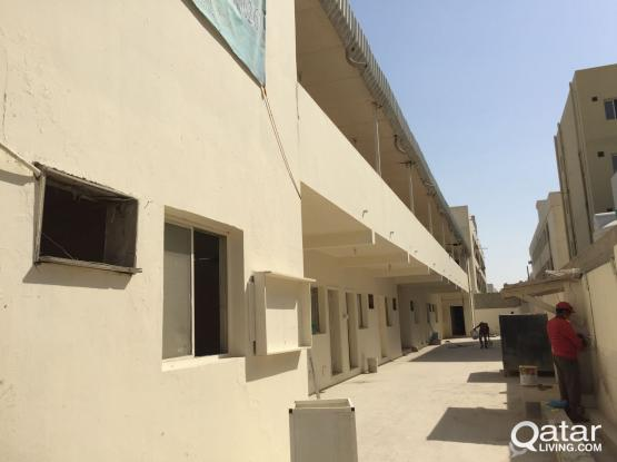 (Including Kahrama) - Big Size Rooms Labour Accommodation Available INDUSTRIAL AREA,Street:45