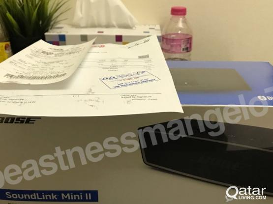 Bose Soundlink Mini (Carbon)