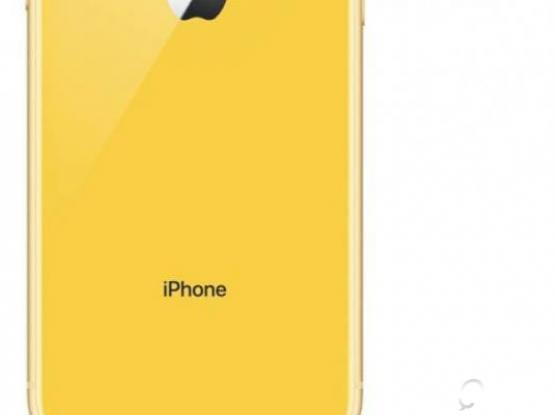 Apple XR (Yellow)-128 GB For sale