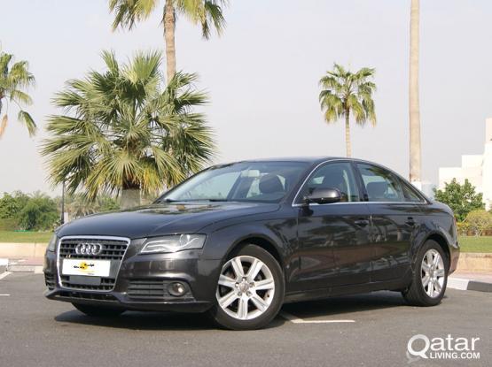 Audi A4 2.0 T 2011